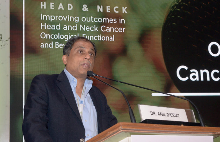 Oral cancer is a growing epidemic in India: Cancon2018