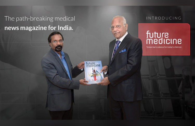 Future Medicine to be a game changer in medical news: Reddy