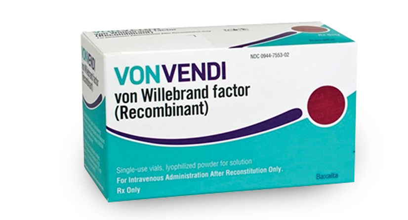 Vonicog to treat bleeding disorder in EU | Future Medicine India