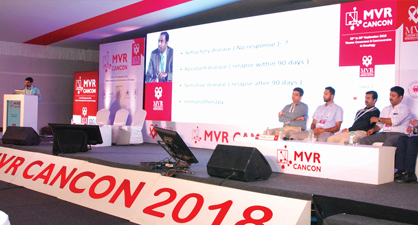 MVR CANCON2018 debates transition in cancer diagnosis and treatment