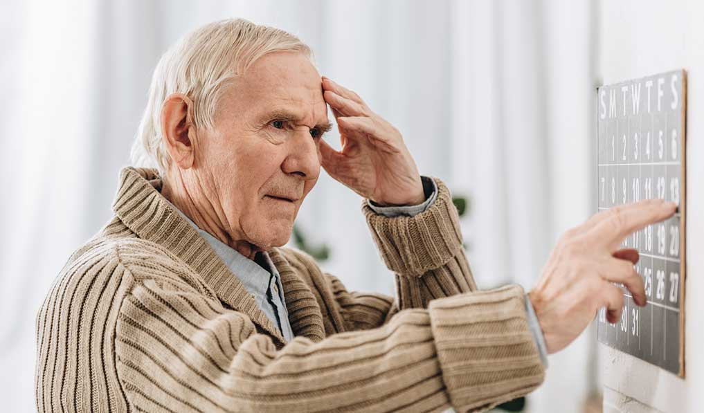 Electrostimulation can improve working memory in elderly