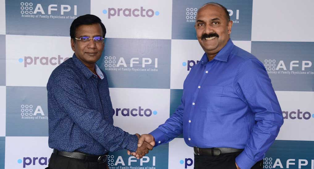 Academy of Family Physicians join hands with Practo for digital health tech