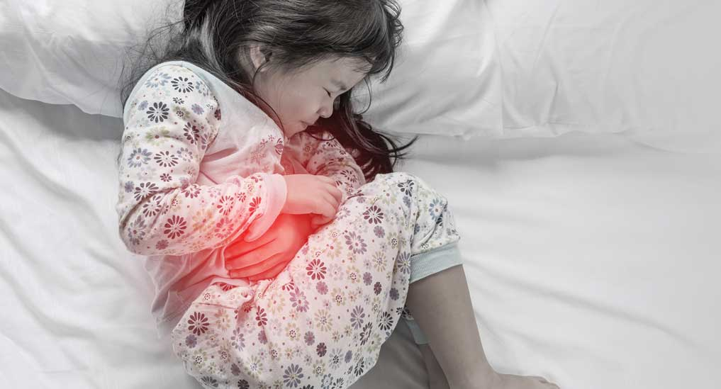 Exclusion diet may ease Crohn's in kids