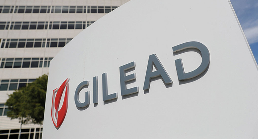 Gilead begins clinical studies of an inhaled version of remdesivir in COVID=19 patients