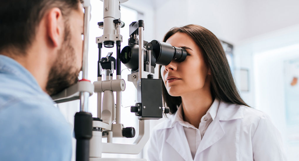 Psychological impact of COVID-19 on ophthalmologists high: Study